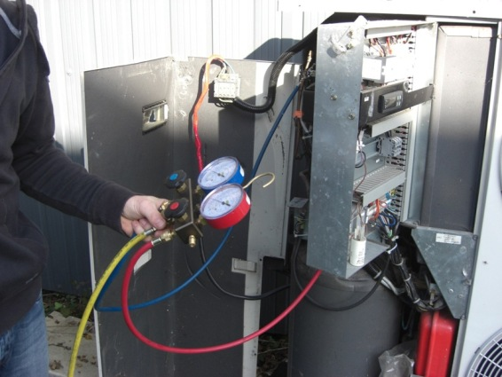 le technicien frigoriste