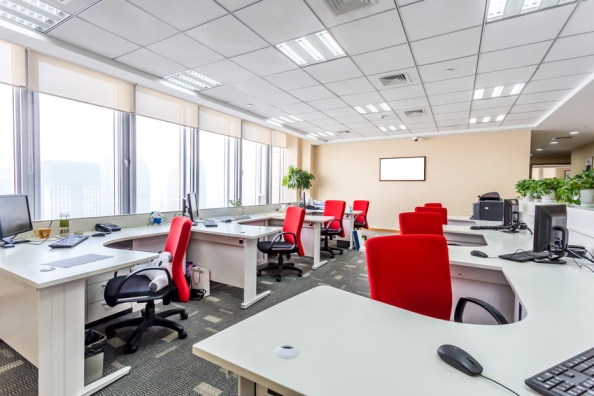 Climatisation bureau et open space